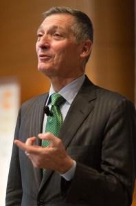 Professor Don Sadoway at Crossroads 2015